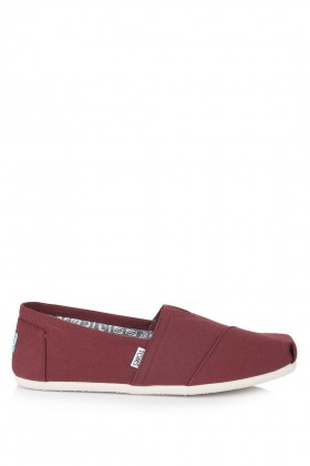 Toms - Toms Chambray Upper Classics Henna Canvas