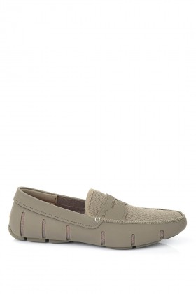 Swims - Haki Penny Loafer