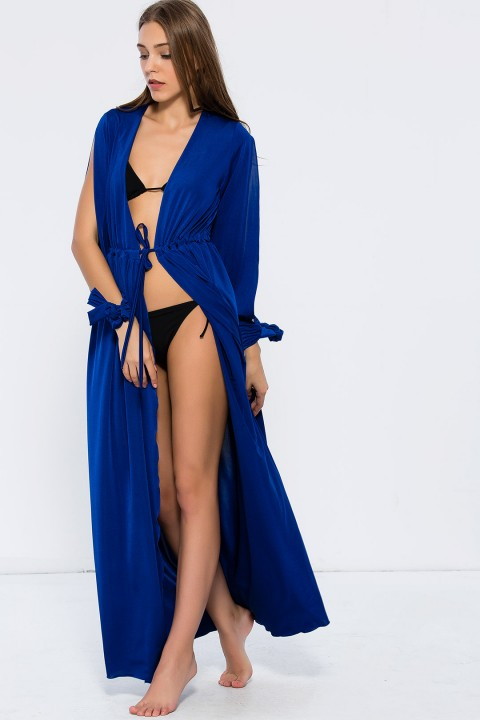 Nur Karaata Must-Have Cover Up Mavi Pareo