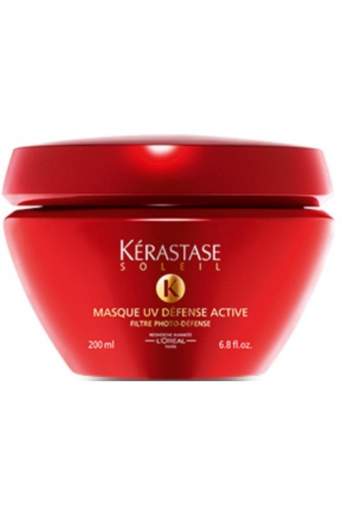 Kérastase Kerastase Uv Defense Actıve Maske 200Ml