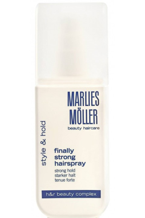 Marlies Moller Finally Strong Saç Spreyi125 ML