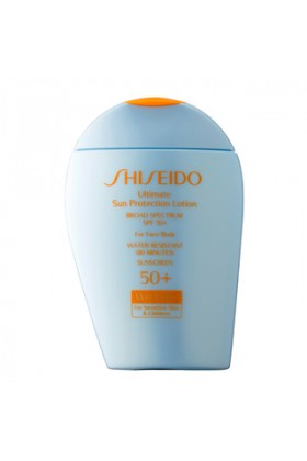 Shiseido - Expert Güneş Koruyucu Losyon Spf 50+For Sensitive Skin&Children