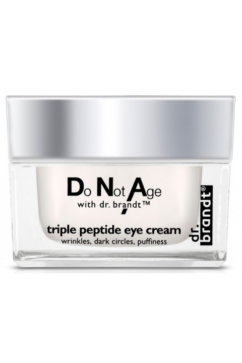 Dr. Brandt Do Not Age With Triple Peptide Eye Cream 15 Gr