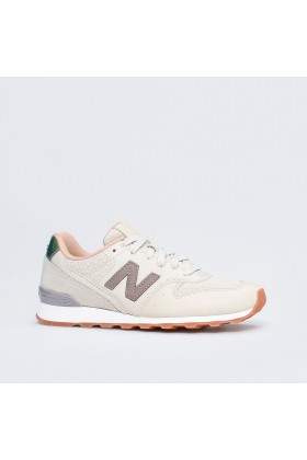 New Balance - Sportsoul New Balance 996-nb Grey Powder