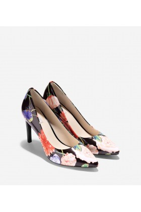 Cole Haan - Cole Haan Eliza Grand Flower Black