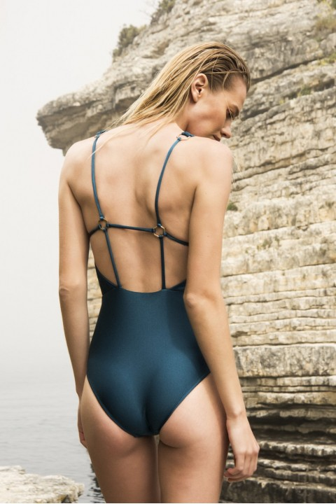Anais Margaux Paris Isabelle Green Swimsuit