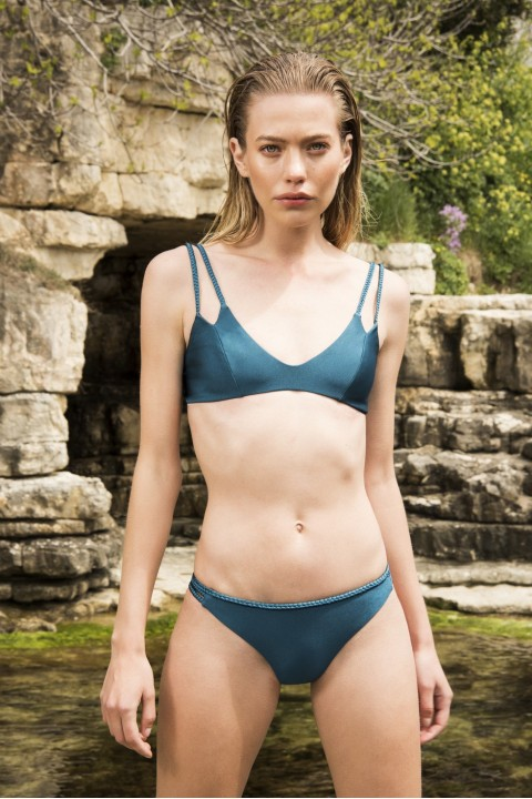Anais Margaux Paris Estelle Green Bikini