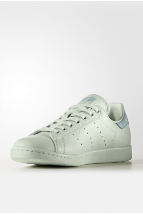 Adidas - Adidas Stan Smith Linen Green Ayakkabı
