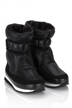 Rubberduck - SPORTY SNOWJOGGERS ICED Black/Siyah