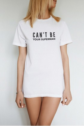 For Fun - Can't be Your Superman / Unisex T-shirt