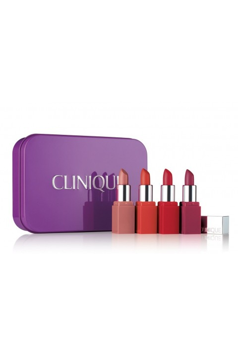 Clinique Clinique Lip Pop Set A Ruj Seti