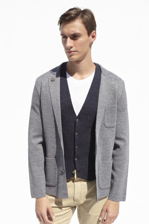 Port Royale Triko Blazer