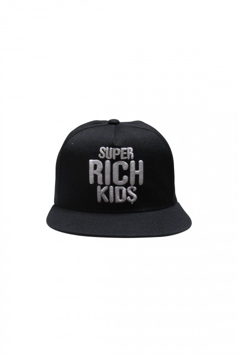 Panyo Fashion Super Rich Kids Hip Hop Snapback Şapka
