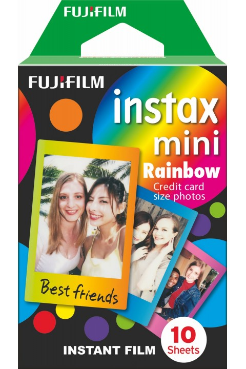Fujifilm Instax Raınbow Fılm (Sıngle)