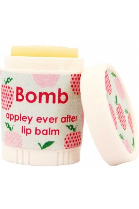 Bomb Cosmetics Appley Ever After Dudak Balmı
