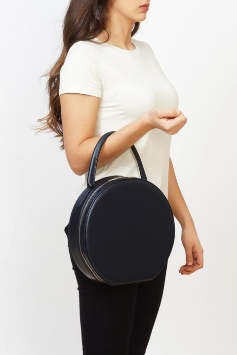 Mof Basics Retro Bag Lacivert