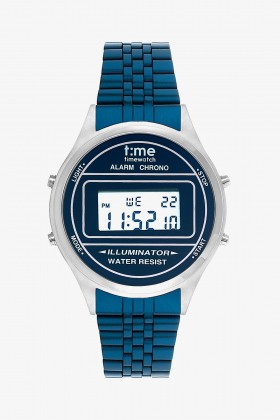 Time Watch - Time Watch TW.126.2CLL Blue Design Kol Saati