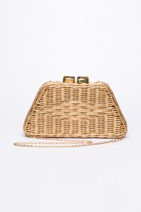 Larone by Bengartisans - Golden Plateau Wicker
