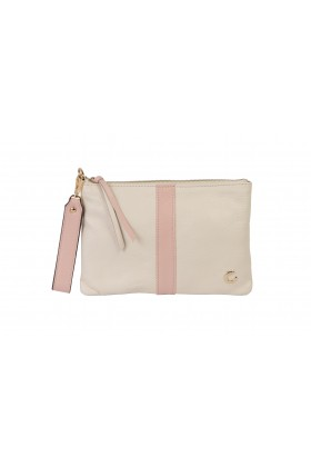 CHARMANTELLE Rose Clutch