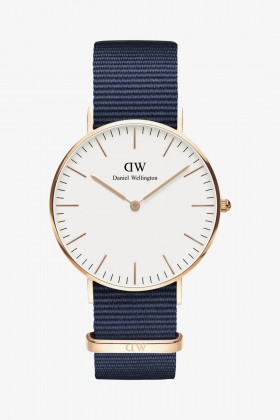 Daniel Wellington - Daniel Wellington Women Classic Bayswater Rose Gold 36mm