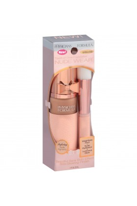 Physicians Formula - Physicians Formula Fondöten Nude Wear Light Medium