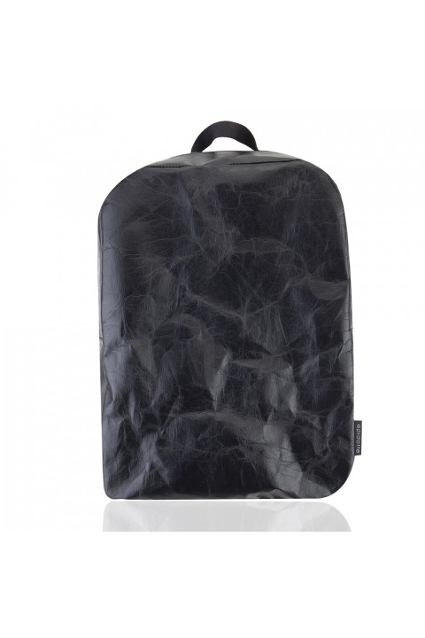 Epidotte Back Pack Black Shıny