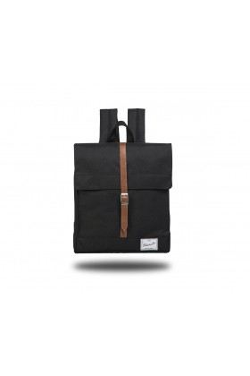 Fudela & Co - MBS Black Backpack