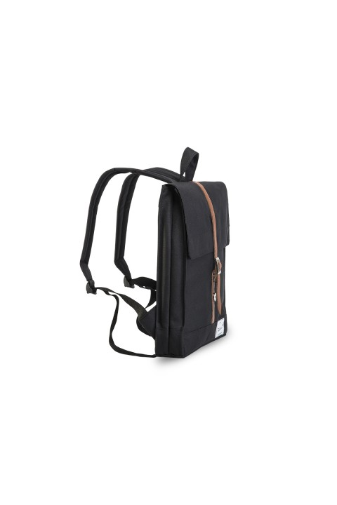 Fudela & Co MBS Black Backpack