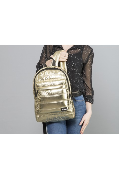Fudela & Co PFDB Yellow Backpack