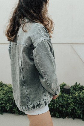 Cot Culture - Sense Denim Ceket