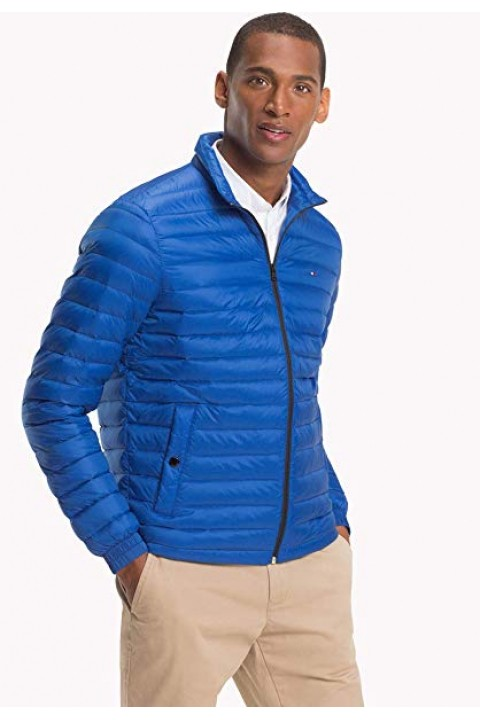 Tommy Hilfiger LIGHT WEIGHT PACKABLE DOWN BOMBER