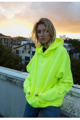 Fineapple - Neon Sarı Sweatshirt