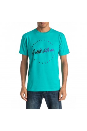 Quiksilver - Quiksilver RIGHTUP M TEES WBB0