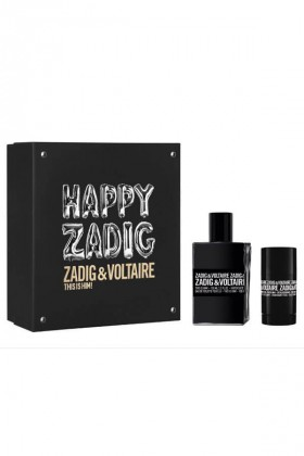 Zadig&Voltaire Parfüm - Zadig Voltaire This is Him Erkek Set 100Ml+Ds.75