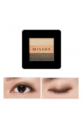 Missha - MISSHA Triple Shadow No.2 (Honey Orange)