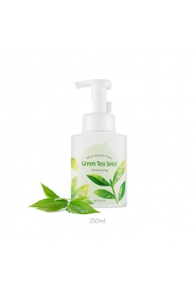 Missha - MISSHA Micro Bubble Foam Green Tea Seed