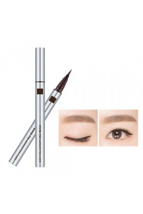 Missha - MISSHA Vivid Fix Marker Pen Liner (Deep Brown)