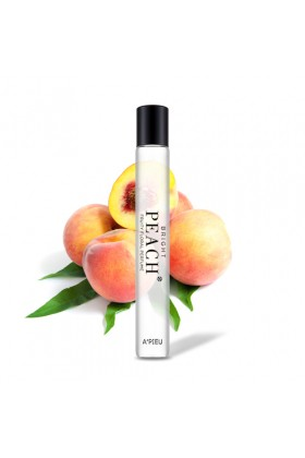 Missha - MISSHA A'PIEU My Handy Roll-on Perfume (Peach)