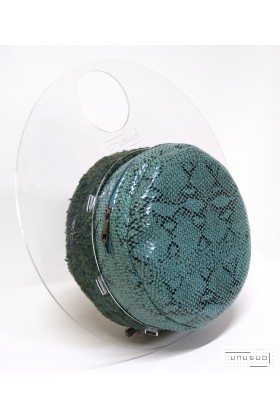 Unusual - Radius Emerald Handbag