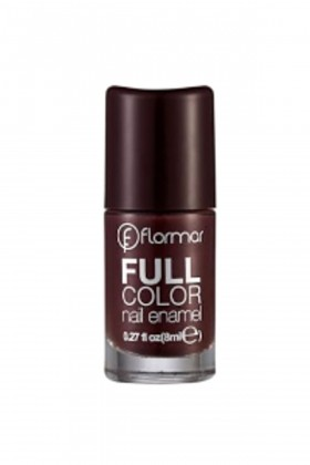 Flormar - Flormar Full Color Chunky Cocoa 43 Oje