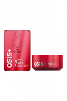 Osis - Osis Mess Up Wax 100 Ml ve Flexwax 85 Ml