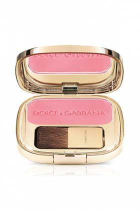 Dolce & Gabbana - Dolce Gabbana The Blush Luminous Cheek Colour Allık 40 Provocative