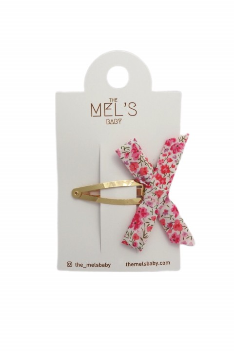 The Mel's Baby Pembe Liberty London Çıt Çıttoka