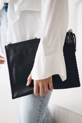 Laden's Collection - Kahverengi Clutch