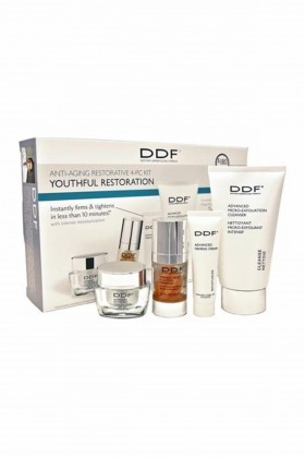 DDF - DDF Anti-Aging Restorative 4 PC Kit