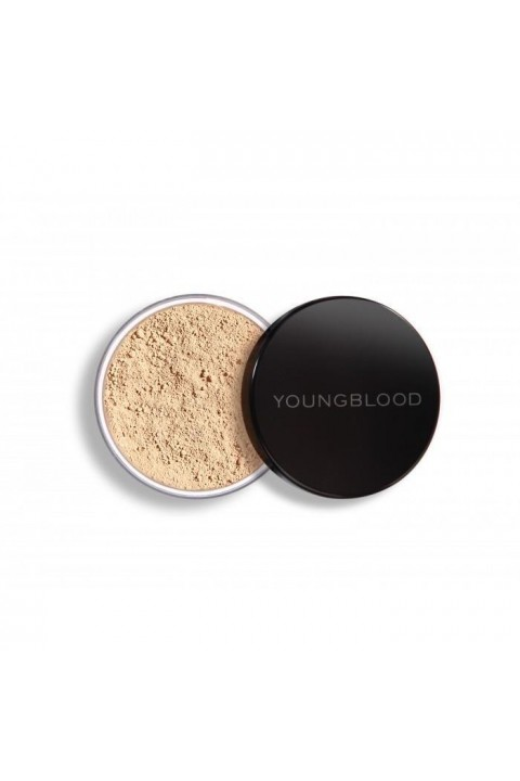 YoungBlood YOUNGBLOOD Soft Beige Toz Mineral Fondoten (1006)