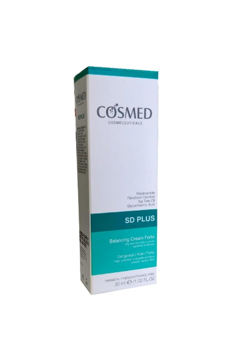 Cosmed COSMED SD PLUS Balancing Cream Forte 30 ml