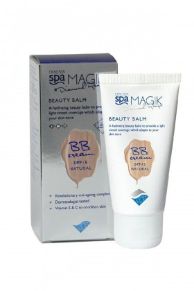 Dead Sea - DEAD SEA BB Cream SPF15 50 ml - Natural