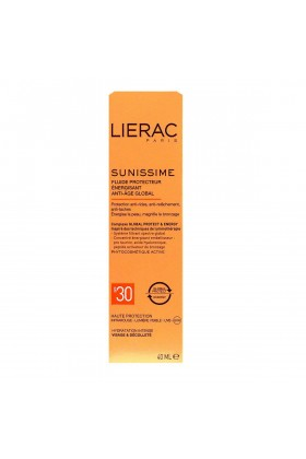 Lierac - LIERAC Sunissime Energizing Protective Fluid SPF30 40 ml