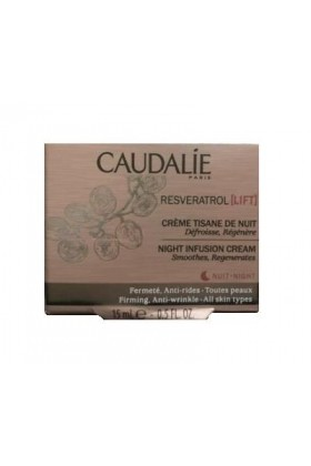 Caudalie - CAUDALIE Resveratrol Night Infusion Cream 15 ml
